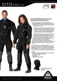 D10 PRO ISS - Waterproof