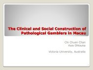 The clinical and social construction of Chinese pathological ...