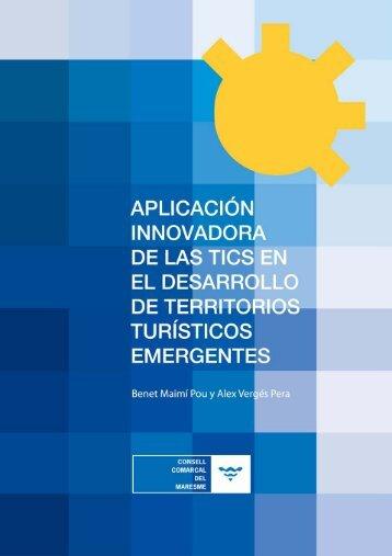 Aplicación innovadora de las TICs en el desarrollo - Consell ...