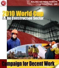 2010 World Cup - The Labour Research Service