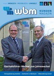 03/2009 zum Download (PDF) - wbm