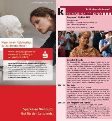KOMMUNALES KINO - Nienburger Kulturwerk