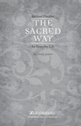 THE SACRED WAY - Youth Specialties