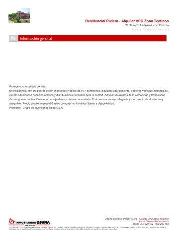 descargar pdf - Inmobiliaria Osuna