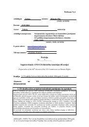 Adobe .pdf file, 114KB - Latvijas Republikas Ārlietu Ministrija
