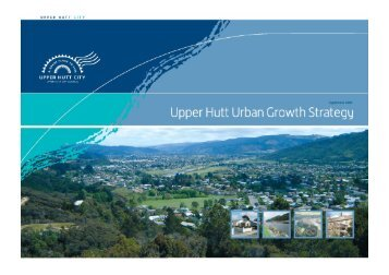 Urban Growth Strategy 2007 - Upper Hutt City Council