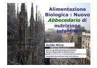 Alimentazione Biologica: nuovo Abbecedario di nutrizione infantile