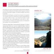 Expo paysage naturel - depliant v4 - Connaissance de l'Art ...