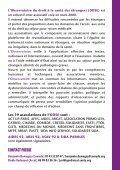 Dossier de presse - Médecins du Monde - Page 2