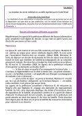 Dossier de presse - Médecins du Monde - Page 6