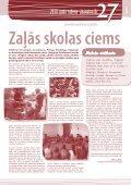 Zaļās skolas ciems - Jaunatnes starptautisko programmu aģentūra - Page 7
