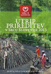 UTRIP PRIREDITEV - Razvojni center Srca Slovenije