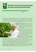 Biotecnologia Ciência & Desenvolvimento - nº 37 1 - Page 2