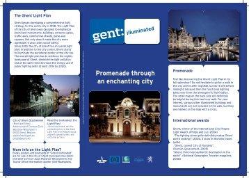 Promenade through an enchanting city - Visit Gent