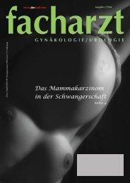 Das Mammakarzinom in der Schwangerschaft