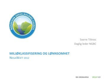 BREAM - Sverre Titnes (PDF - 3,1 Mb) - Schneider Electric