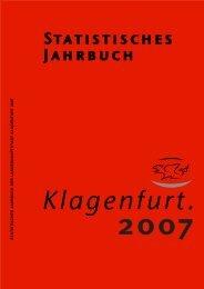 Jahrbuch 2007 - Klagenfurt