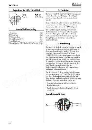 E 17 590 36 - Schneider Electric