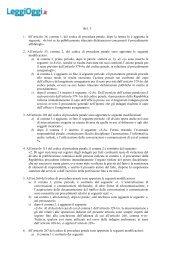 Riforma intercettazioni bozza - LeggiOggi