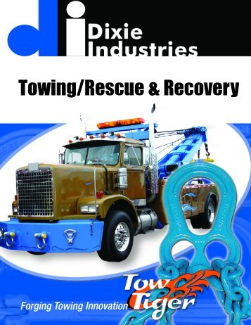 Towing/Rescue & Recovery