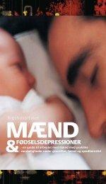 FØDSELSDEPRESSIONER - Selskab for Mænds Sundhed