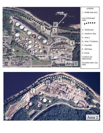 Attachment 1: Site Remediation Summary, CAP - Chevron CAP
