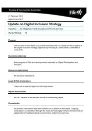 Digital Inclusion Strategy - Home Page