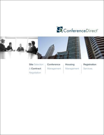 further information on Conference Direct