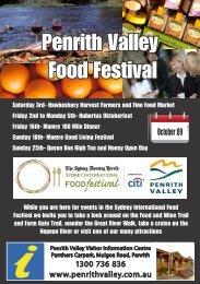 Penrith Valley Food Festival