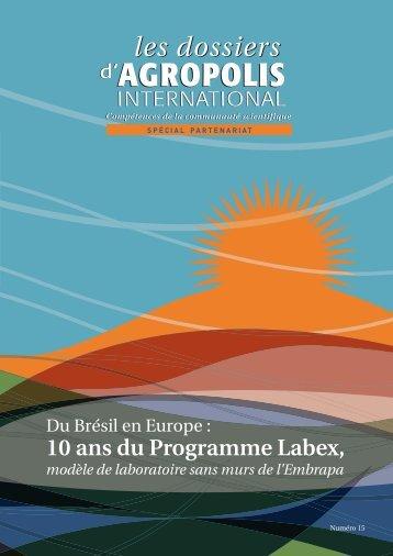 Version basse résolution - Agropolis International