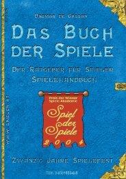 Spielehandbuch 2004 - Österreichisches Spiele Museum