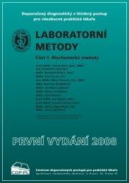 LABORATORNÍ METODY - Společnost všeobecného lékařství