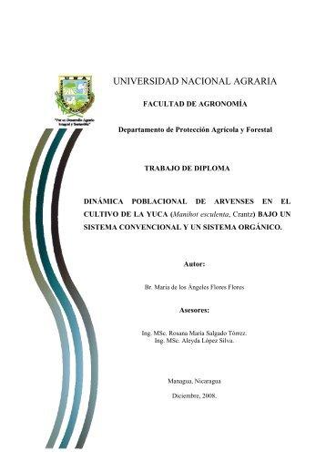 Centro Nacional de Información y Documentación Agropecuaria ...