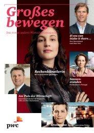 Imagebroschüre ansehen(pwc_broschuere_01 ... - Deutschlands 100