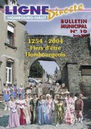 Bulletin n°10.indd