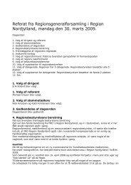 Referat fra generalforsamling d. 30. marts 2009