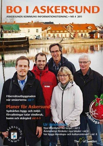 Bo i Askersund nr 4 2011.pdf - Bild & Kultur