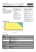 ISFET pH combination electrode - Digitrol - Page 2