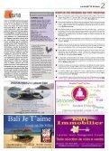 Téléchargez la Gazette au format PDF - La Gazette de Bali - Page 2
