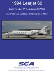 1994 Learjet 60 - Business Air Today