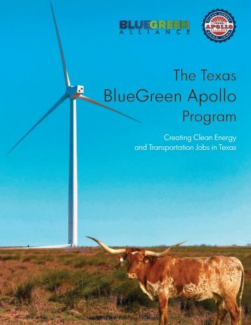 Texas BlueGreen Apollo Program - Lone Star Chapter, Sierra Club