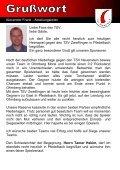 2. Heft gegen TSV Zweiflingen 29. August 2010 - TSV Pfedelbach - Page 2