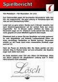 2. Heft gegen TSV Zweiflingen 29. August 2010 - TSV Pfedelbach - Page 4