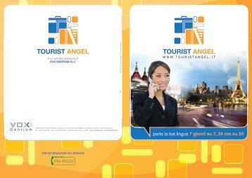 TOURIST ANGEL TOURIST ANGEL - Event Report