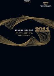 Annual report 2011 - Trelleborg