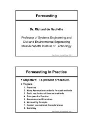 Forecasting Forecasting In Practice