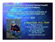 Leonard Read Sulik - American Academy of Pediatrics National ...