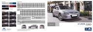 body color interior trim specifications dimensions - HYUNDAI Motor ...