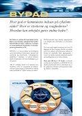 Mere kvalitet i cykeltrafikken - ByPAD - Page 2