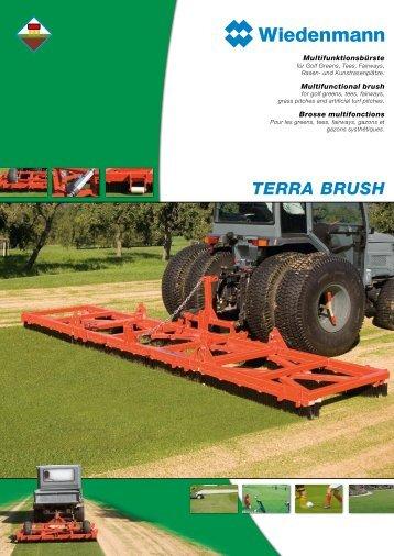 TERRA BRUSH - Wiedenmann GmbH